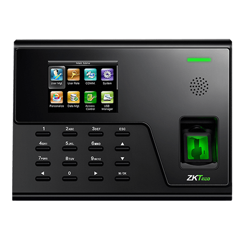 POINTEUSE BIOMETRIQUE Zk UA760