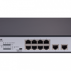 SWITCH 8 PORT POE  S1010-8P-120
