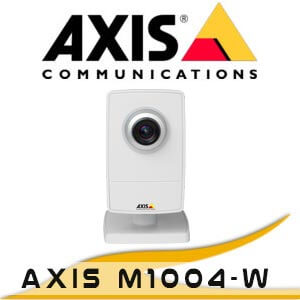 CAMERA SAN FIL AUDIO VIDEO  REF AXIS M1004-W