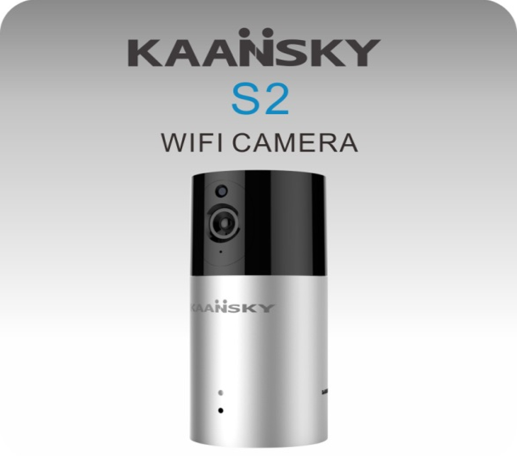 CAMERA WIFI KAANSKY S2