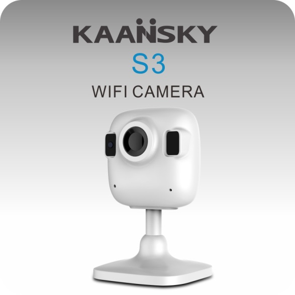 CAMERA WIFI KAANSKY S3