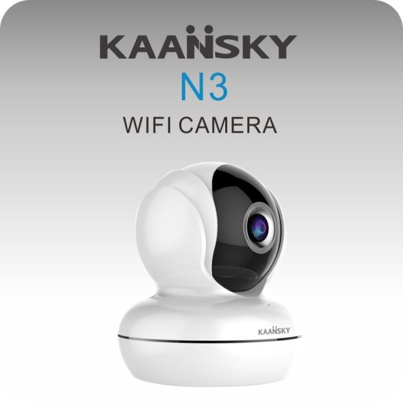 CAMERA WIFI KAANSKY N3