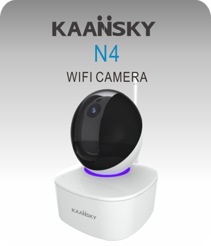 CAMERA WIFI KAANSKY N4