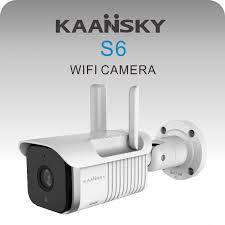CAMERA WIFI KAANSKY S6