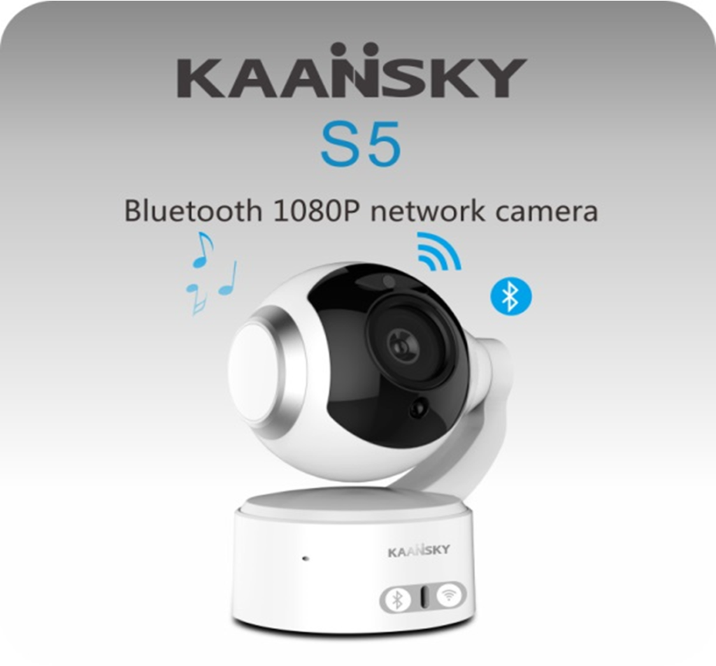 CAMERA WIFI KAANSKY S5