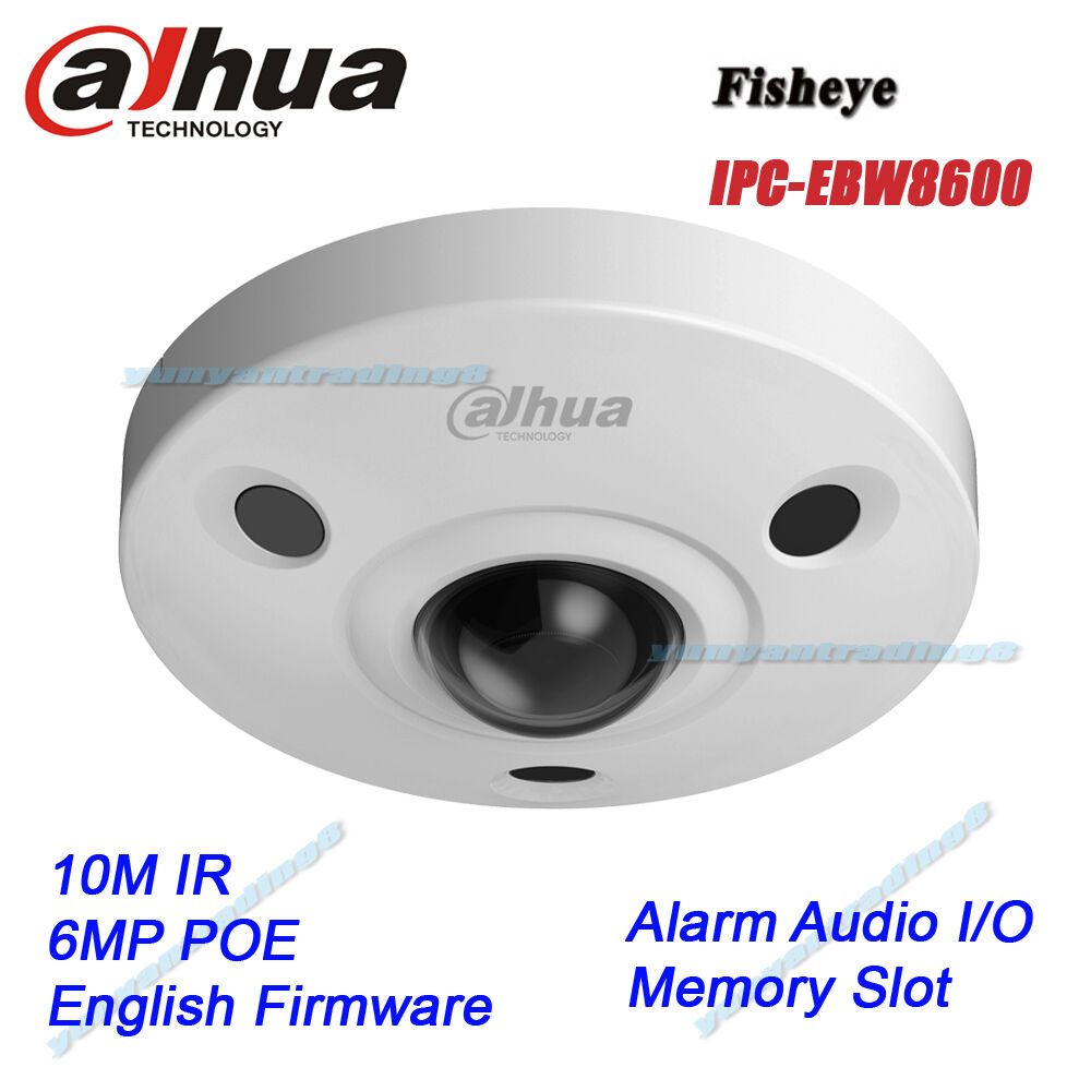 FISH EYE IP 6 MEGA REF